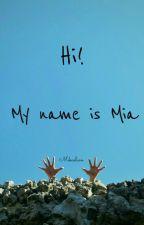 Hi! My name is Mia | G-Dragon by Mikaelian