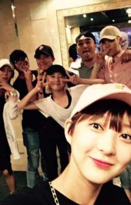 (Hoàn) Hye-Rin( EXID )  X J-Hope(BTS) - Tình bạn hay tình yêu_ Fanfiction
