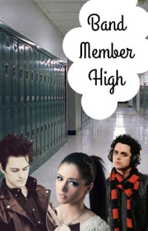 Band Member High   AU   x Reader by Holly_At_The_Disco