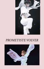 Prometiste Volver. [Yoonmin]? by Yoseline_Yoonmin