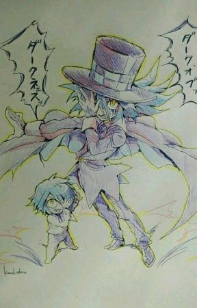 ♣DUO VILLAINS' ADVENTURE|| OC & Shadow Joker[Kaitou Joker Fanfic]♦ by Emu_san_