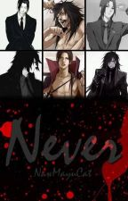 Never [Naruto] by NawMayuCat
