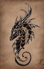 Hiccups sister the dragon hybrid  by Trinitybazan