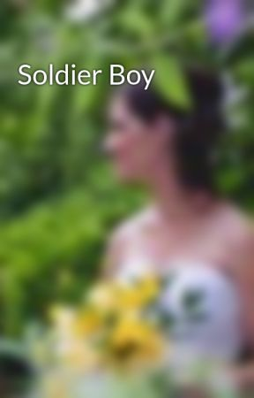 Soldier Boy by fgo816