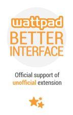 Wattpad Better Interface - Unofficial extension by cestdoncvrai