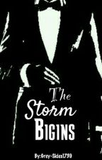 The Storm Bigins ( a SAS Fanfic ) by Grey-Skies1739