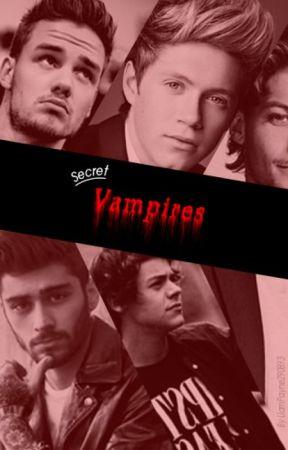 Secret vampires by LiamPayne290893