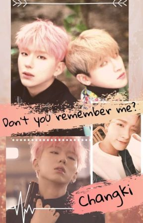 """Don't you remember me?"" Changki - Kihyun x I.M. by Yuuki1233"