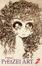 """My """"Anime"""" drawings 2 by Pr0tzel"""