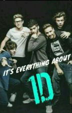 It's Everything About 1D by HazzyKitten