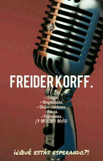 Freider Korff (Blogs)