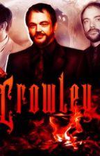 Crowley x reader smutty stories  by MaiKirkland