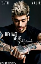 they made me his girlfriend. ➸ z.m. [спряна] by xpretty_