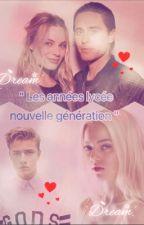"""• Jargot • """" Les années lycée """" } nouvelle génération {  by alyss_glam"""
