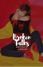 Broken Talks by -jiminush