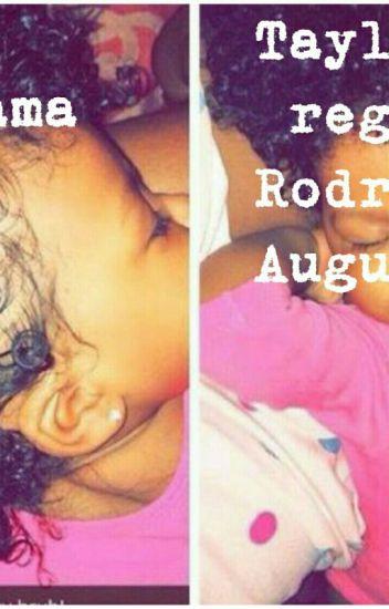 Taylor Regan Rodriguez August
