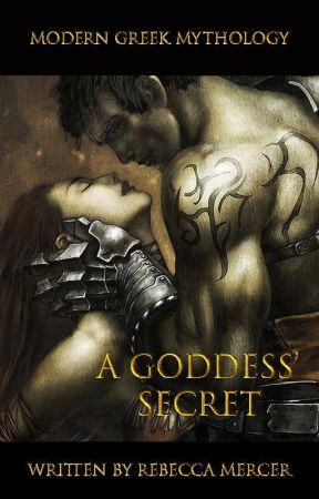 A Goddess' Secret by RebeccaMercerNewell