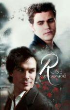 Rose {The Vampire Daries}  by cutexsalvatore