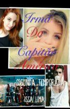 Irmã Do Capitão América- Segunda Temporada by IssaLimma