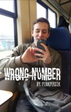 Wrong number || Jeremy Frieser ✔️ by pinkperzik