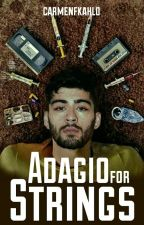 adagio for strings • malik by carmenfkahlo
