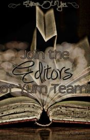 Would you like to join the Editors_Of_Yum team? by Editors_Of_Yum