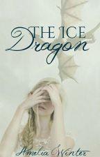The Ice dragon  CZ  by Amelia-Winter