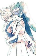La chica que se enamoro de un shota(mikuxlen) by -DreamsRui