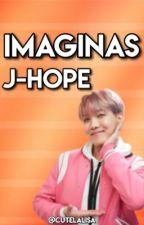 Imaginas J-Hope by cutelalisa