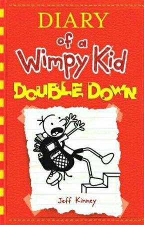 Diary of a wimpy kid DOUBLE DOWN (Remake) by DrLumberTycoon