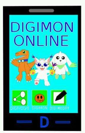 Digimon Gamers (Open RP) by ericstargamer