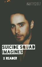 Suicide Squad Imagines (X Reader) | ✔ by jokerhiddles