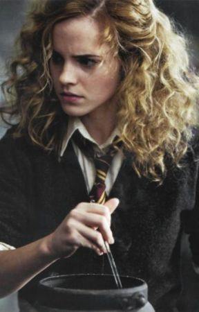 Hermione Granger x Reader by writingsforall