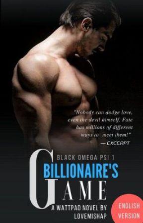 Billionaire's Game (English Version) by MsDreamerGirl84