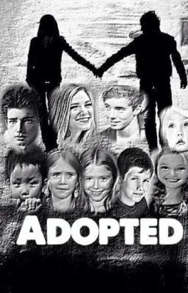 Adopted || Nathan Sykes