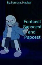 Undertale Fontcest, Sanscest and Papcest Fluff (All AUs) by Sombra_Hacker