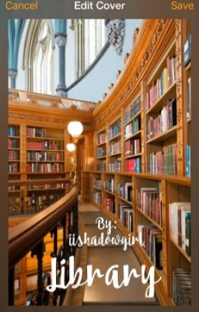 Library   by _kayleigh03_
