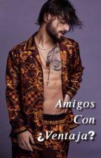 Amigos Con ¿Ventaja? - Maluma  by juanluisweon