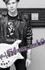 Guitars, Fedoras, and Converse (Patrick Stump fanfic) by dragonscherryblossom