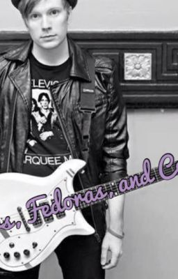 Guitars, Fedoras, and Converse (Patrick Stump fanfic)
