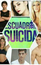 ESCUADRÓN SUICIDA 💀 by BarbyVallejos
