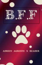 B.F.F [Adrien Agreste X Reader] by pinkgisela06