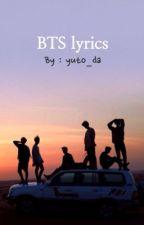 BTS lyrics  by JE0NGHANsBABY