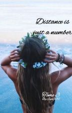 Distance is just a number tome 3 by Juju0130