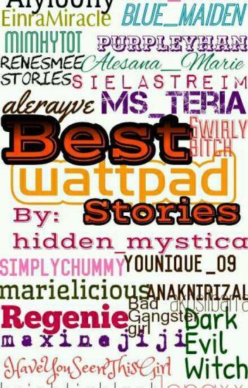 Best Wattpad Stories Popular Wattpad Stories Ivys Clarence