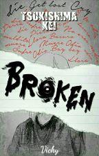 Broken [Tsukishima kei - Haikyuu!!] by multishipper-
