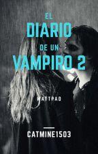 El diario de un vampiro 2: Cazadores de vampiros by CatTae215