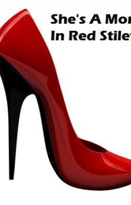 She's A Monster In Red Stilettos