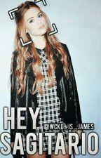Hey, Sagitario by WCKD_Is_James