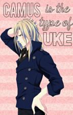 Camus is the type of Uke. by Cxphart-